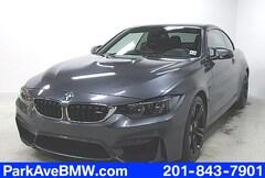 2015 BMW M4 2DR Conv Convertible