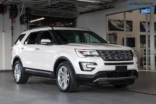 2016 Ford Explorer LIMITED 4WD MAGS, BTH, B.CHAUF, GRP ELEC VUS et Multi-Segments