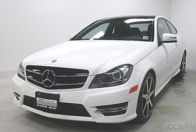 2015 Mercedes-Benz C-Class C 350 4MATIC Coupe