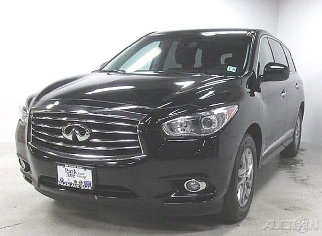 2015 INFINITI QX60 3.5 SUV
