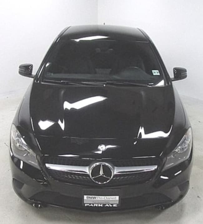 2014 Mercedes Benz Cla Class Camshaft: Used 2014 Mercedes-Benz CLA For Sale At Park Ave SAAB
