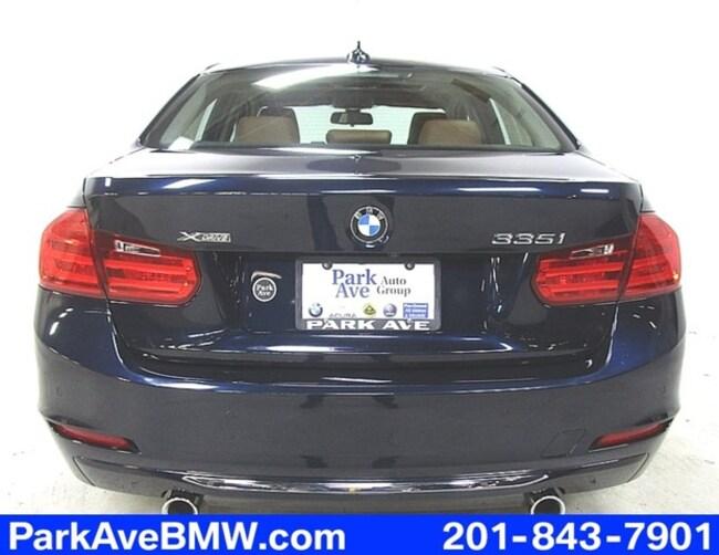 2015 BMW 335i xDrive Sedan