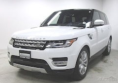 2016 Land Rover Range Rover Sport 5.0L V8 Supercharged SUV