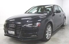 2016 Audi A4 2.0T Premium (Tiptronic) Sedan