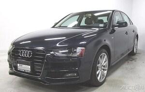 2016 Audi A4 2.0T Premium (Tiptronic)