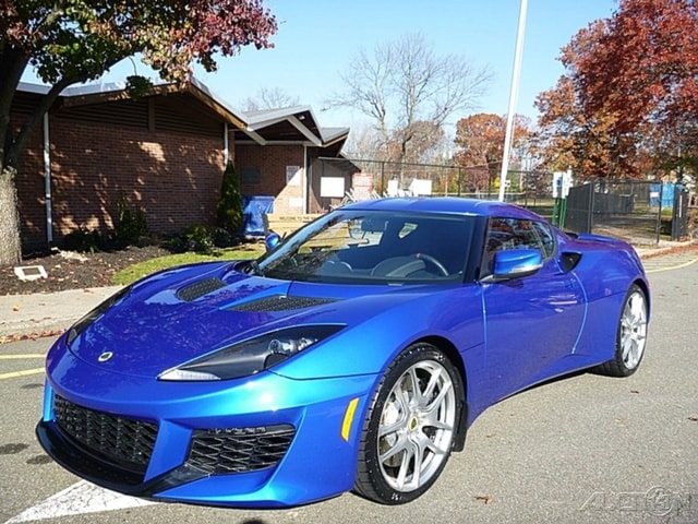 2017 Lotus Evora 400 Coupe