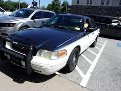 Used 2011 Ford Crown Victoria Police Interceptor Sedan under $10,000 for Sale in Rockvillle