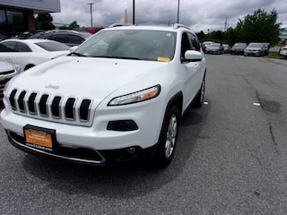 2015 Jeep Cherokee Limited SUV for Sale in Lexington Park MD