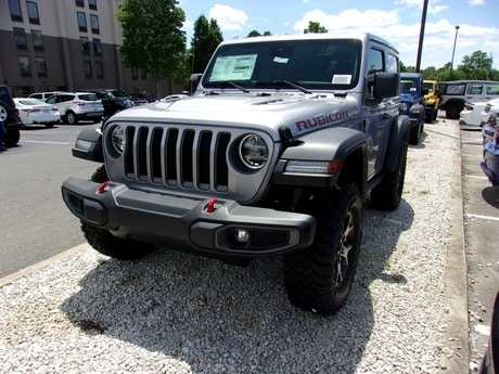 2019 Jeep Wrangler RUBICON 4X4 Sport Utility for Sale in Lexington Park MD