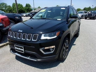 2019 Jeep Compass LIMITED 4X4 Sport Utility for Sale in Lexington Park MD