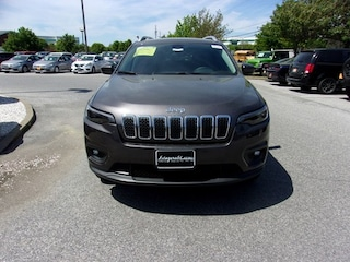 2019 Jeep Cherokee LATITUDE PLUS 4X4 Sport Utility for Sale in Lexington Park MD