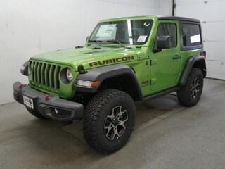 2018 Jeep Wrangler RUBICON 4X4 Sport Utility For sale near Saint Paul MN