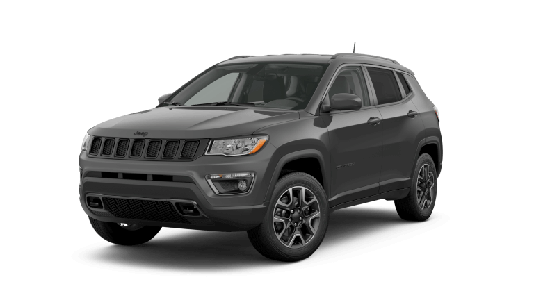 Grey 2019 Jeep Compass