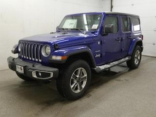 2018 Jeep Wrangler UNLIMITED SAHARA 4X4 Sport Utility For sale near Saint Paul MN