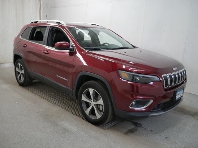 2019 Jeep Cherokee Limited Turbo 4x4 SUV