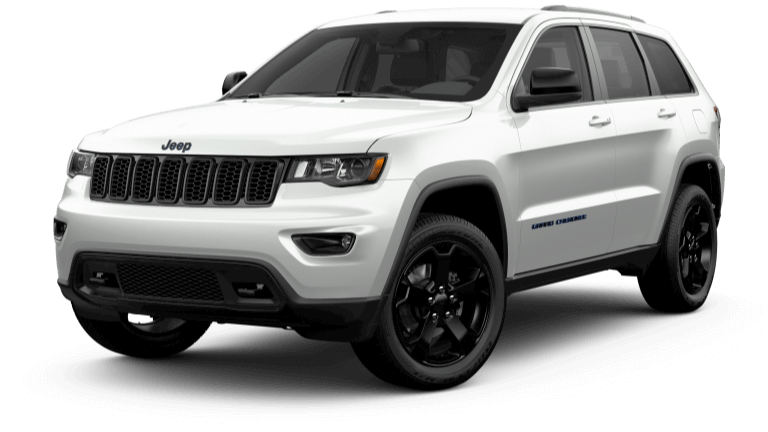 2019 Jeep Grand Cherokee Upland in White