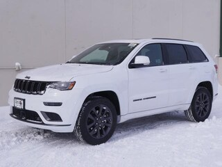 2019 Jeep Grand Cherokee HIGH ALTITUDE 4X4 Sport Utility For sale near Saint Paul MN