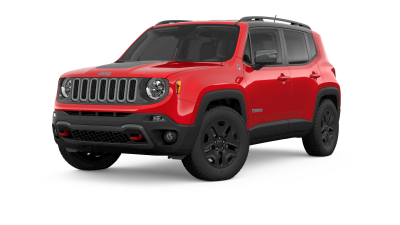 Renegade Trailhawk red