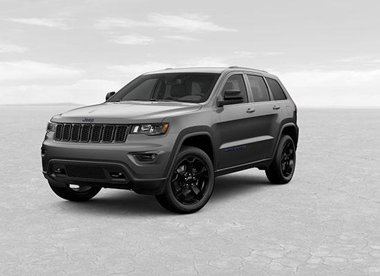 2019 Jeep Grand Cherokee Trim Levels Altitude Vs Limited