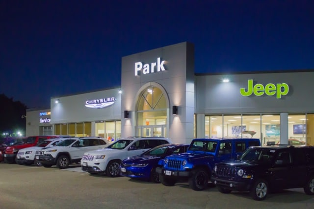 Park Chrysler Jeep Dealership
