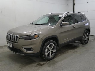 2019 Jeep Cherokee LIMITED 4X4 Sport Utility For sale near Saint Paul MN