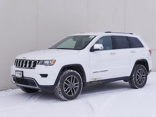 2019 Jeep Grand Cherokee LIMITED 4X4 Sport Utility For sale near Saint Paul MN