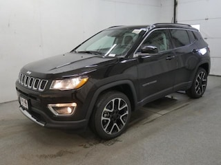 2019 Jeep Compass LIMITED 4X4 Sport Utility For sale near Saint Paul MN