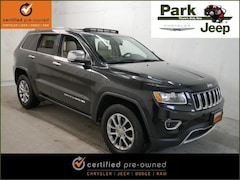 2015 Jeep Grand Cherokee Limited SUV For sale near Saint Paul MN