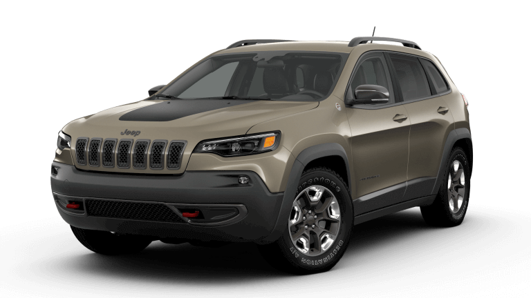Green 2019 Jeep Cherokee