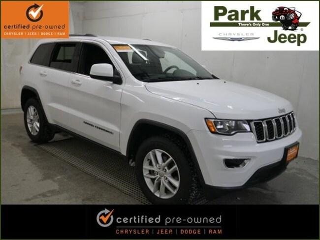 2017 Jeep Grand Cherokee Laredo E Package 4x4 Chrysler Certified SUV