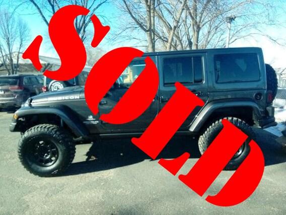Take your Wrangler to the Next Level | Park Chrysler Jeep