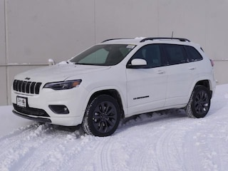 2019 Jeep Cherokee HIGH ALTITUDE 4X4 Sport Utility For sale near Saint Paul MN