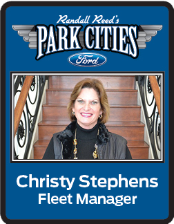 Christy Stephens - Fleet Manager at Park Cities Ford of Dallas - Dallas TX Ford Dealer.png