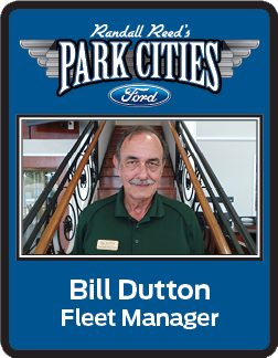 Bill Dutton - Fleet Manager at Park Cities Ford of Dallas - Dallas TX Ford Dealer.png