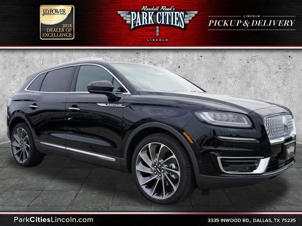 Park Cities Lincoln Of Dallas Dallas New 2019 Lincoln Dealer