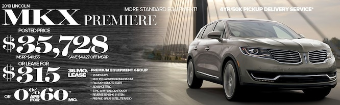 New Lincoln Vehicle Specials Park Cities Lincoln Of Dallas