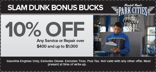Lincoln Service Coupons Vehicle Care Specials Park Cities Lincoln