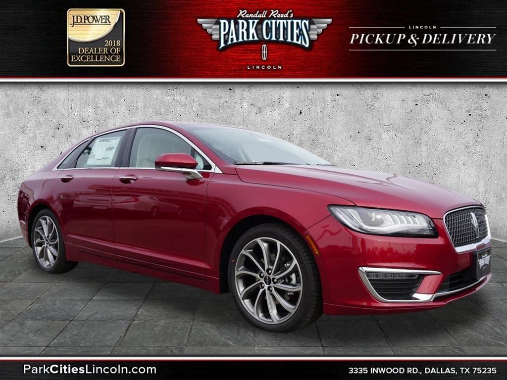 2019 Lincoln MKZ Reserve I Car for sale in Dallas, TX