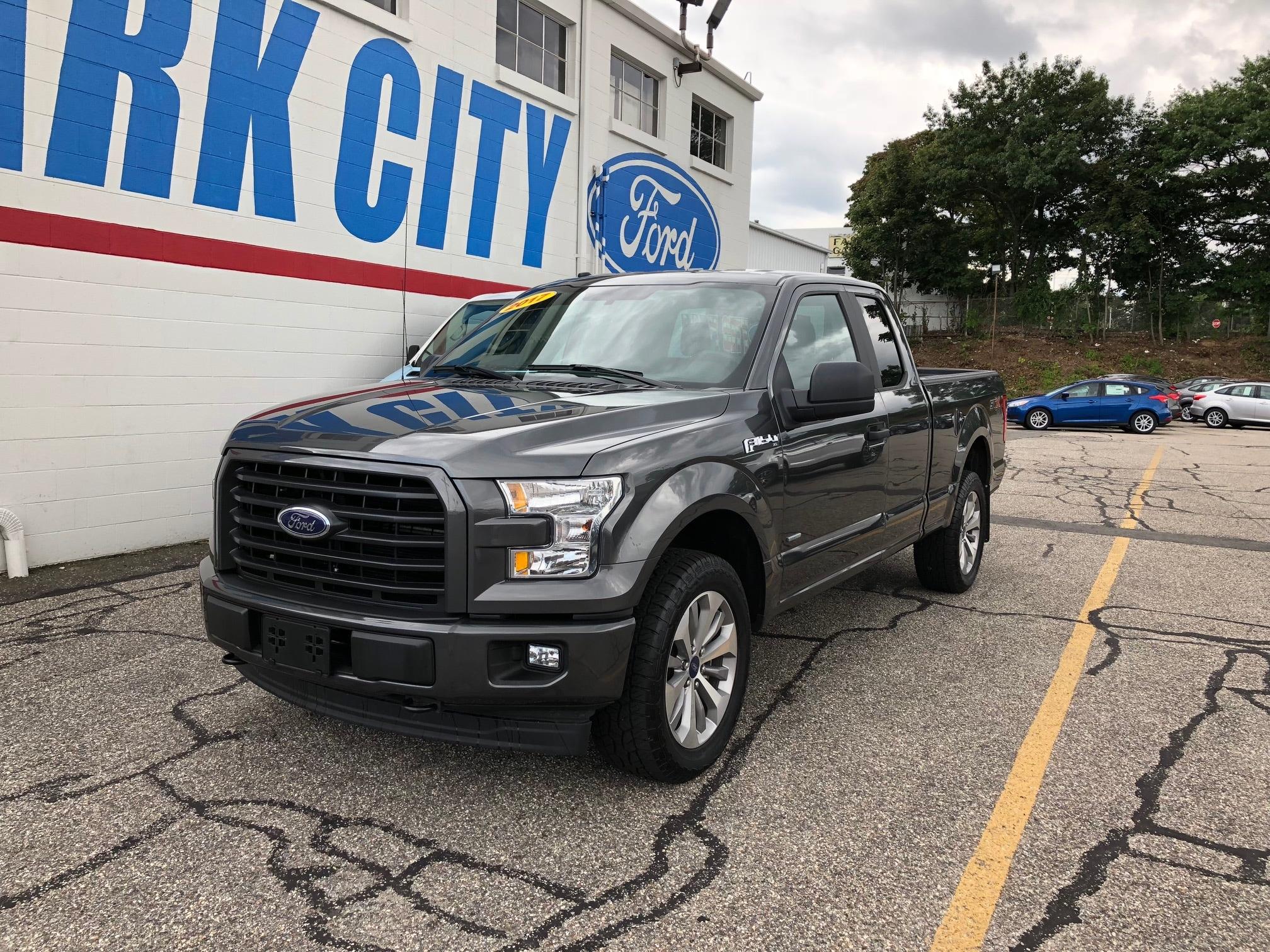 2017 Ford F150 PICKUP