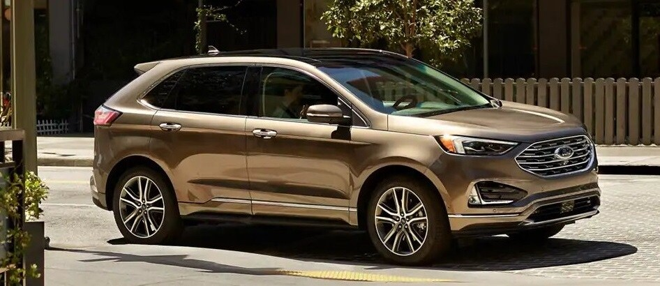2019 Ford Edge Specification