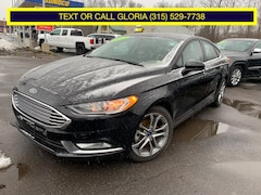 2017 Ford Fusion S Sedan For Sale Near Syracuse