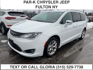 2018 Chrysler Pacifica Limited Van Fulton, NY
