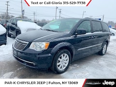 2014 Chrysler Town & Country Touring Van near Syracuse