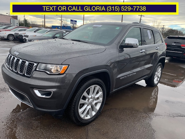 2017 Jeep Grand Cherokee Limited 4x4 SUV Fulton, NY