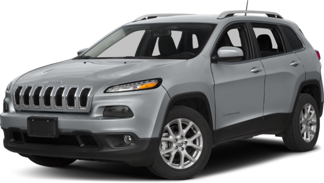 Pictured: Jeep Cherokee