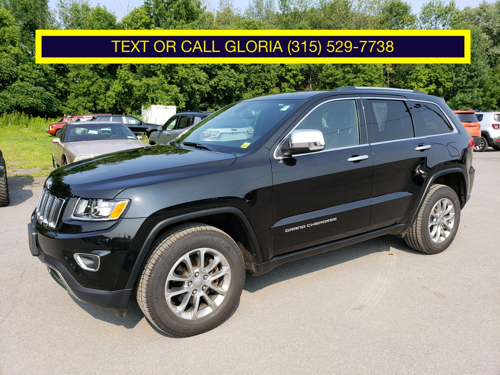 2015 Jeep Grand Cherokee Limited 4x4 SUV Fulton, NY