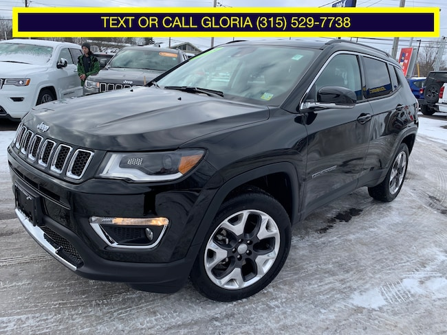 2018 Jeep Compass Limited 4x4 SUV Fulton, NY