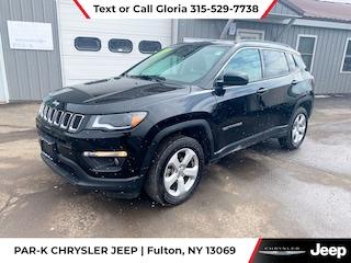 2018 Jeep Compass Latitude 4x4 SUV Fulton, NY