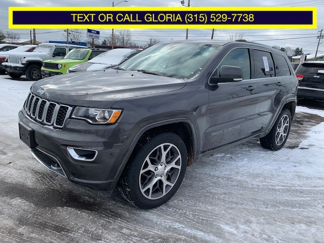 2018 Jeep Grand Cherokee Sterling Edition 4x4 SUV Fulton, NY
