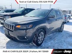 2019 Jeep Cherokee Latitude Plus 4x4 SUV Fulton, NY